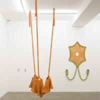 Exhibition view of O Sagrado é Amor, 2017. Courtesy of Fortes D'Aloia & Gabriel.