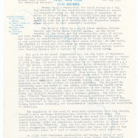 DeGolyer Library, SMU, Edward C. Fritz Papers, Citizens' for a Sound Trinity Press Release, May 19, 1972.