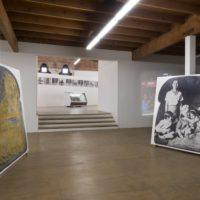 Installation view. Juan José Gurrola, 1966-1989, at House of Gaga. Image courtesy of House of Gaga.