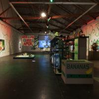 Eduardo Sarabia: Drifting on a Dream, Installation View at The Mistake Room, Los Angeles, CA, 2017. Photo credit: Nicolas Orozco-Valdivia
