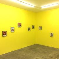 Elisabeth Wild, Fantasías, 2017. Exhibition view, Ruberta. Courtesy of Ruberta