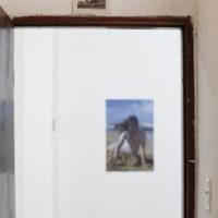 Mara Corsino. Vista de la instalación Chicharrón, Hidrante, San Juan, Puerto Rico, 2018. Fotografía cortesía de Raquel Perez Puig y Daniela Paola (SUPAKID)