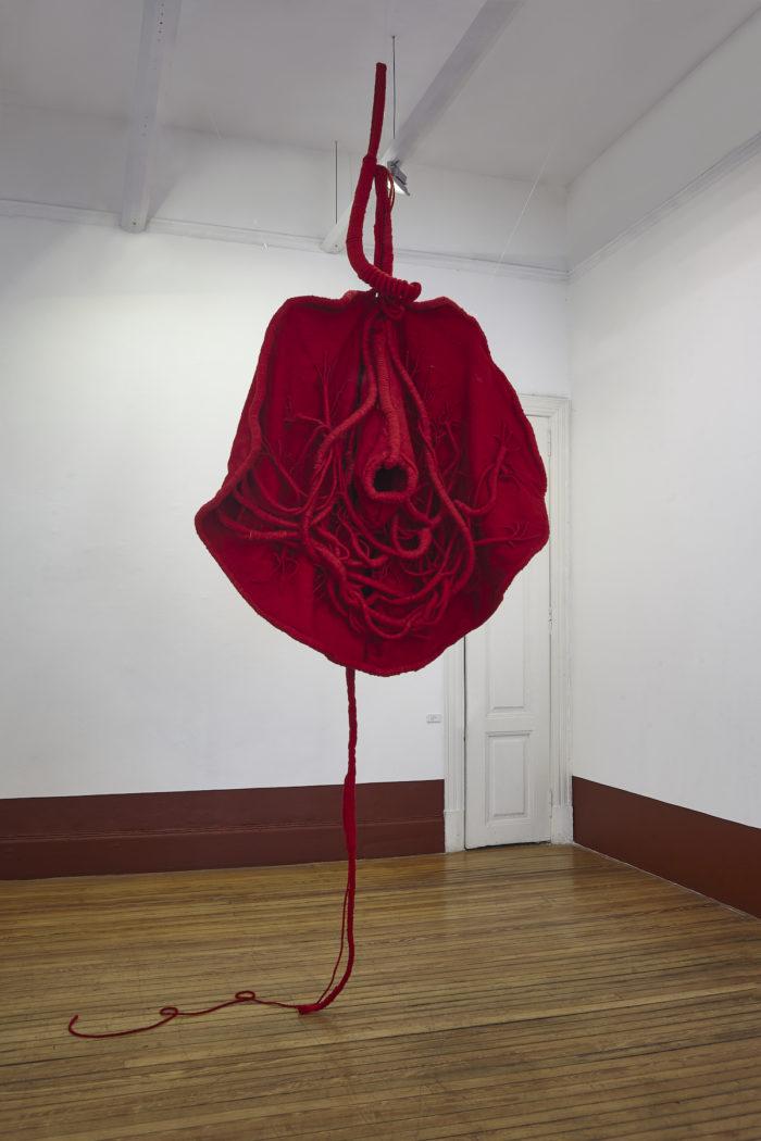 Territorios. Arte textil argentino, 1970-1990