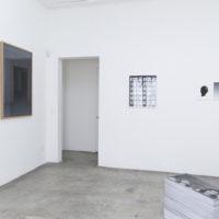 Vista de la exhibición Impresiones del tiempo, ESPAC, Ciudad de México, 2017. Cortesía de ESPAC