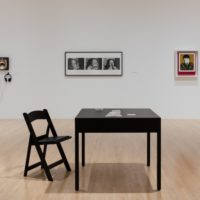 Installation view of Anna Maria Maiolino, August 4–December 31, 2017 at MOCA Grand Avenue, courtesy of The Museum of Contemporary Art, Los Angeles, photo by Brian Forrest