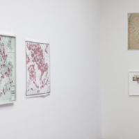 Installation view. Courtesy of Fundação Iberê Camargo