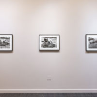 Installation view. Laura Aguilar: Show and Tell at the Vincent Price Art Museum, Los Angeles. Photo by Mónica Orozco.
