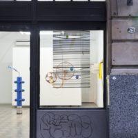 Installation view. Irina Kirchuk. Courtesy: ZMUD gallery. Photo credit: Javier Agustin Rojas