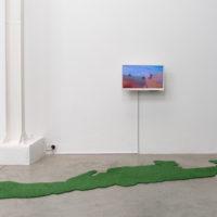 Vista de la exposiciónDesaparece una Cultura, Instituto de Visión, Bogotá, Colombia, 2018. Cortesía de Instituto de Visión