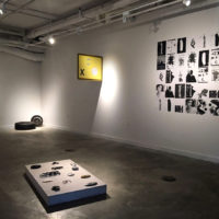 Group exhibition. Installation view of Contraband, Washington Project for the Arts, Washington, USA, 2018. Courtesy of Washington projects for the Arts