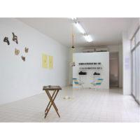 Fuera del silencio. Exposición colectiva. Curada por Armando Rosales y Ernesto Montiel. Cortesía de Al Borde