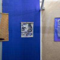 Gala Berger. Vista de la exposición No tengo fuerzas para rendirme en Nos Vemos, San José, Costa Rica, 2018. Foto:Roberto D'Ambrosio S. y Sergio Rojas Chaves. Cortesía de Nos Vamos