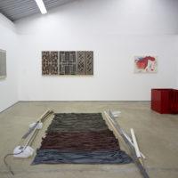 Escala, 2014. Exposición colectiva / Group show. Cortesía de Oficina #1