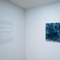 Yishai Jusidman: Prussian Blue, installation view, Yerba Buena Center for the Arts, San Francisco, 2017. Courtesy Yerba Buena Center for the Arts. Photographs by Charlie Villyard