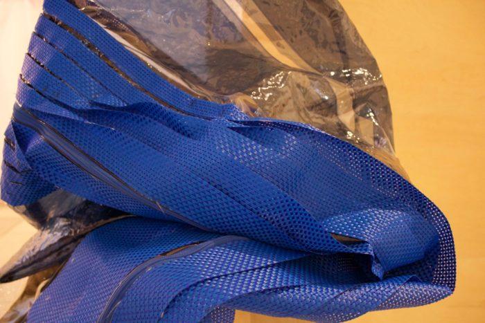 Regresando al presente: un acercamiento al textil