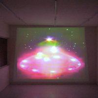 Carlos Laszlo, Beyond Stoned. Vista de instalación, julio 2009