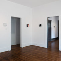 Installation view: Bucky Miller, The Toad at Jonathan Hopson Gallery. Image courtesy of Jonathan Hopson Gallery