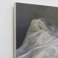 Pamela García. Sexto sueño (detalle). Óleo sobre lienzo sobre madera, 41 x 59 cm. Cortesía de Malteada La Vida