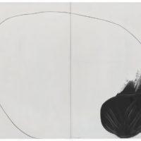 Takesada Matsutani, Cercle 96-6-2, 1996. Courtesy of Bergamin & Gomide