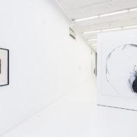 Installation view of Takesada Matsutani: Selected Works 1972 – 2017, Bergamin & Gomide, São Paulo, Brazil, 2018. Courtesy of Bergamin & Gomide