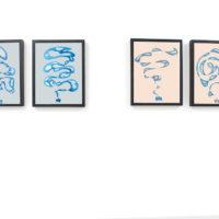 Koas, 2018. 25 x 32 c.u. Pastel seco sobre papel. Cortesía de Crisis Galería