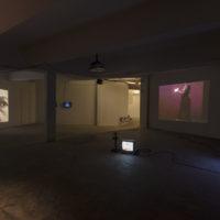 Ana Linnemann, Anna Maria Maiolino and Laura Lima. Exhibition view of imannam, atPIVÔ,São Paulo, Brazil, 2018. Courtesy ofPIVÔ