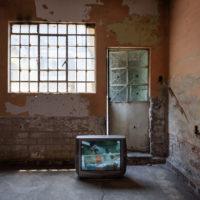 Hito Steyerl, The Empty Centre, 1998. Courtesy of Anna Goetz