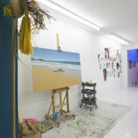 Dalton Gata, La casa de Dalton, 2018. Installation view. Dimensions variable. Image courtesy of Embajada