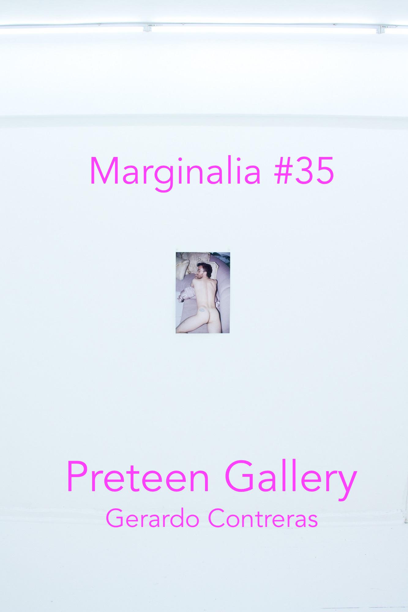 MARGINALIA #35