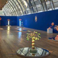 Vista de instalación. Ahora voy a brillar. Omar Schiliroen Colección de Arte Amalia Lacroze de Fortabat, Buenos Aires. Foto: Pablo Jantus © ARSOmnibus