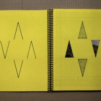 Cuadernillo amarillo, 2018. Cortesía de (bis) | oficina de proyectos