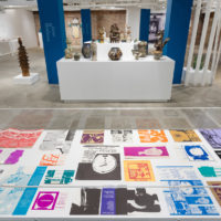 Dora de Larios. Exhibition view of Other Worlds, at The Main Museum, Los Angeles, California, USA, 2018. Courtesy of The Main Museum