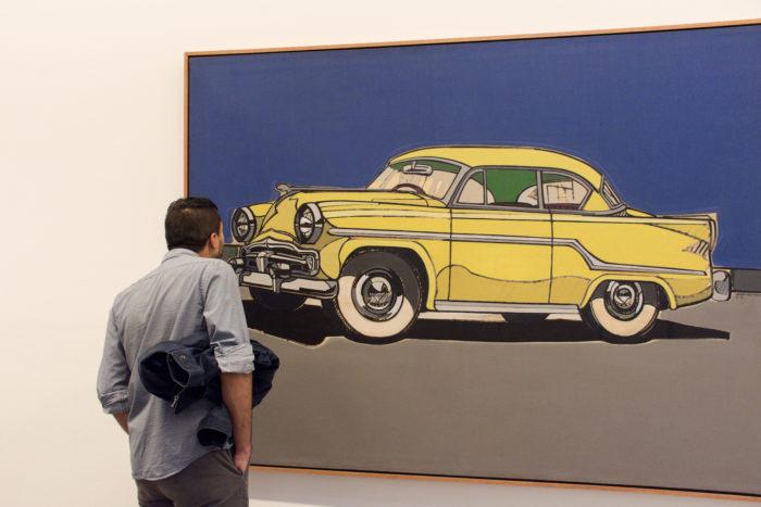 El arte en Antioquia y la década de los setenta