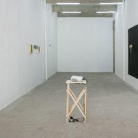 Ícaro Lira. Exhibition view of Frente de Trabalho,Galeria Jaqueline Martins, São Paulo, Brazil, 2018. Courtesy ofGaleria Jaqueline Martins