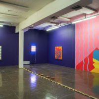 Carlos Rosales-Silva. Exhibition view of Espacio Doméstico, at Artpace, Texas, USA, 2018. Commissioned and produced by Artpace San Antonio. Photo credit by Charlie Kitchen