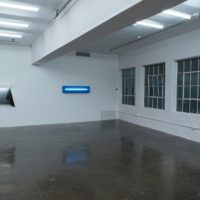 Kapwani Kiwanga. Exhibition view of ring the bells that still can ring... there is a crack in everything, at Artpace, Texas, USA, 2018. Commissioned and produced by Artpace San Antonio. Photo credit by Charlie Kitchen
