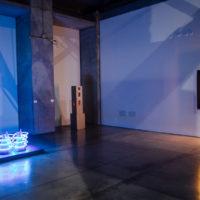 Exposición grupal. Vista de El arte en Antioquia y la década de los setentaenMuseo de Arte Moderno de Medellín, Medellín, Colombia, 2018. Cortesía deMuseo de Arte Moderno de Medellín
