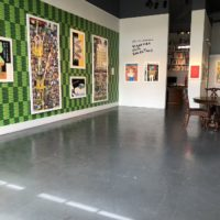 Michael Menchaca. Exhibition view ofVignettes from San Antonio, atRuiz-Healy Art, San Antonio, Texas, USA, 2018. Courtesy ofRuiz-Healy Art