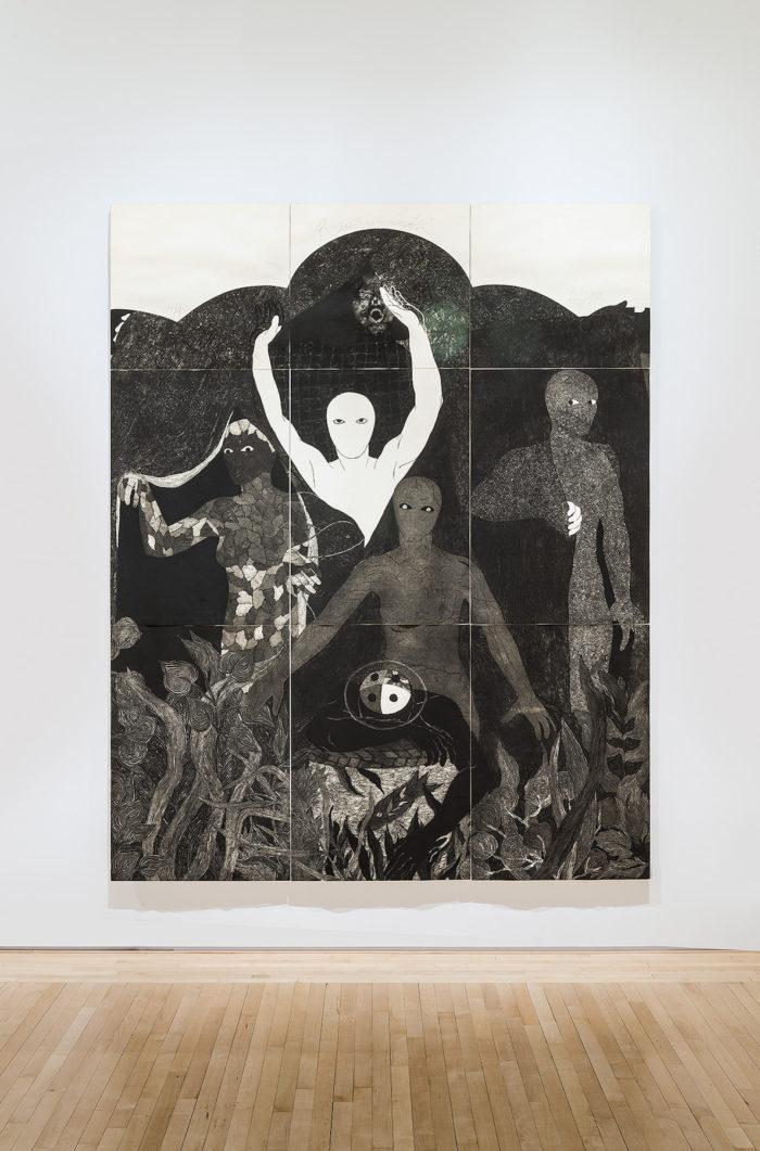Nkame: A Retrospective of Cuban Printmaker Belkis Ayón (1967–1999)