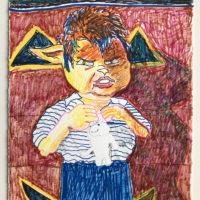 El Conejo Stares At You And Then You Know, 2018. Courtesy ofRuiz-Healy Art