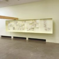 Jorge Satorre. Vista de la exposición Pancha, the Colorful Bird and the Shining Snake, REDCAT, Los Angeles, 2018. Courtesy of REDCAT. Photo: Brica Wilcox