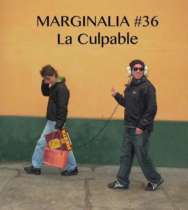 MARGINALIA #36