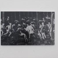 Rometti Costales. Vista de la exposición Tapete lúcido, Sala de Arte Público Siquerios, Ciudad de México, México, 2018. Cortesía deSala de Arte Público Siquerios