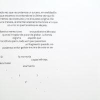 Jordi Ferreiro. Vista de la exposiciónYa había explicado esto antes, pero la historia cambia cada vez que la explico de nuevo enTEOR/ética, Costa Rica, 2018. Cortesía deTEOR/ética