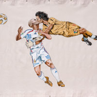 From the series ¡GOL!, 2014 - 2017
