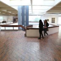 Vista de la exposición El arte de la desobediencia en el Museo de Arte Moderno de Bogotá, Colombia, 2018.Cortesía MAMBO