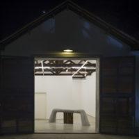 Ivens Machado. Corpo e construção [Body and Construction]. Exhibition view at Carpintaria, Rio de Janeiro, 2018. © Acervo Ivens Machado. Photo: Eduardo Ortega. Courtesy Fortes D'Aloia & Gabriel, São Paulo/Rio de Janeiro