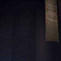 Vista de Estallar las apariencias: Teo Hernández en Centro de la Imagen, Ciudad de México, México, 2018. Curaduría de Andrea Ancira. Fotografía:Daniela Ramirez