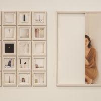 [Il Falso Scopo] Hypothesis of a Photo of the Self Made by Someone Else Anda the Self, 2018. 84 x 144 cm [díptico]. Imagen cortesía de ABRA Caracas