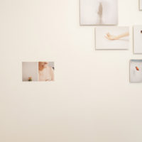 Vista de instalación. Aria, exposición de María Teresa Hamon en ABRA Caracas.Imagen cortesía de ABRA Caracas
